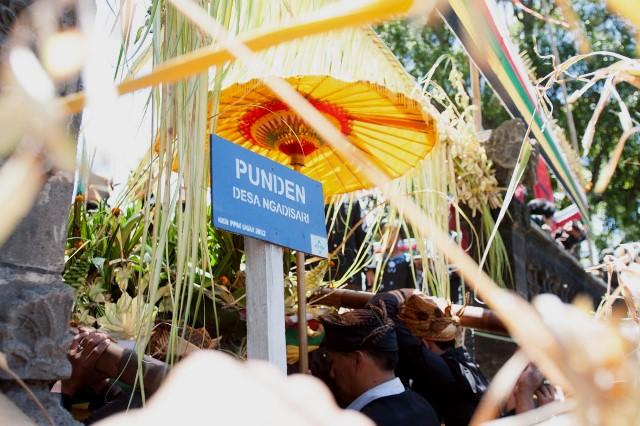 Salah satu tempat ibadah masyarakat Ngadisari